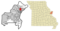 200px-St._Louis_County_Missouri_Incorporated_and_Unincorporated_areas_Ferguson_Highlighted