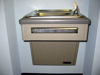 Drinking Fountain 2