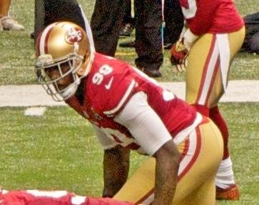 Aldon_Smith_at_Super_Bowl_XLVII 2