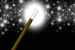 Magic Wand Pixabay ok