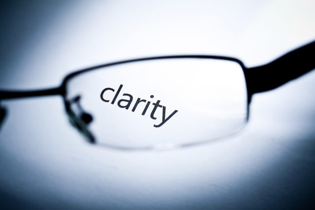 clarrity